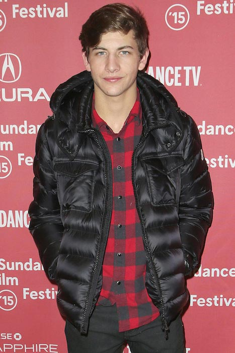 Tye Sheridan height