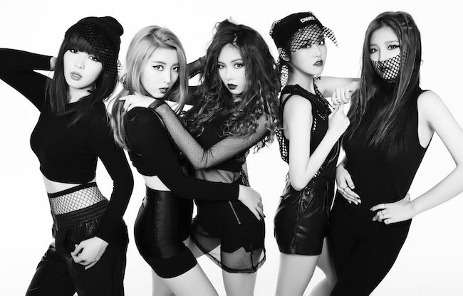 Girl Group 4Minute