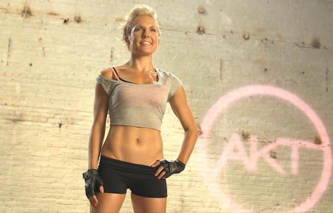 Celebrity trainer, Anna Kaiser