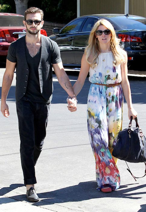 Ashley Greene and her boyfriend of 3 years Paul Khoury