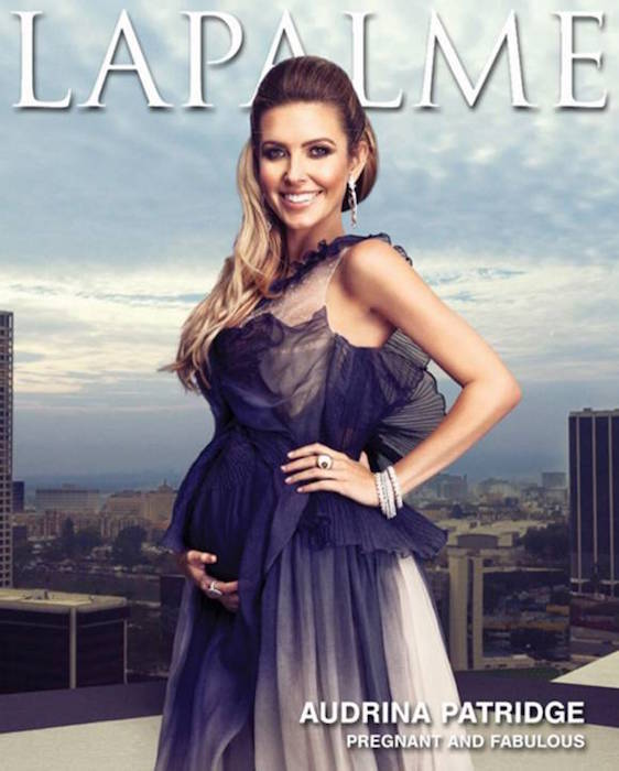 Audrina Patridge on Lapalme Magazine's March 2016 cover