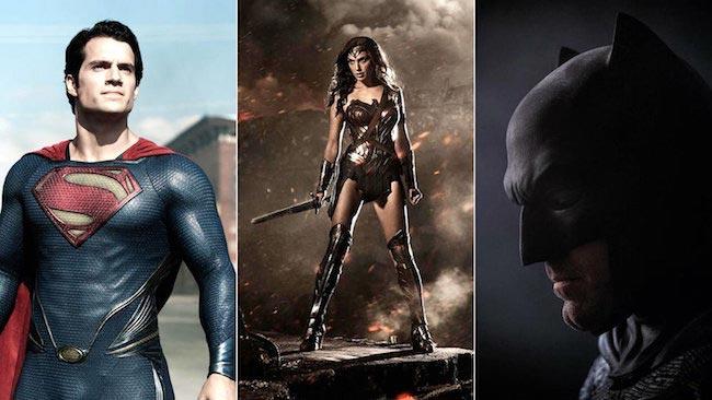 Batman V Superman poster