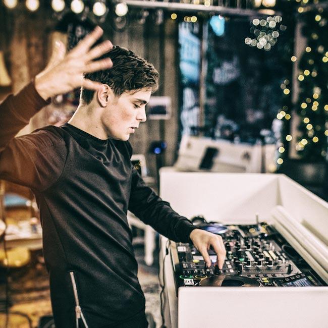 DJ Martin Garrix