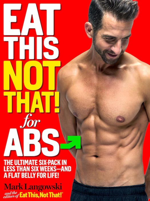 Eat This Not That For Abs book cover