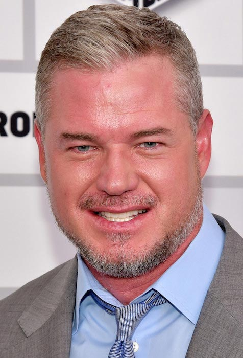 Eric Dane at the Turner Upfront 2015 in May 2015