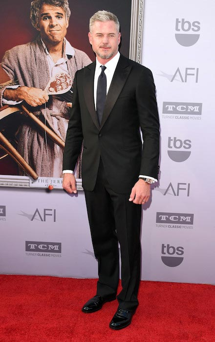 Eric Dane during the 2015 AFI Life Achievement Award Gala Tribute