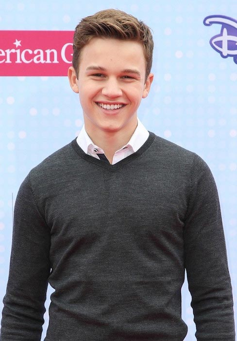 Gavin MacIntosh at 2015 Radio Disney Music Awards