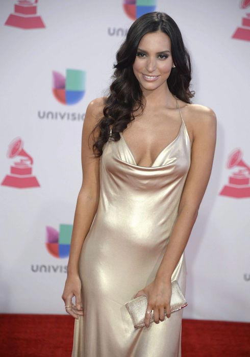Genesis Rodriguez at 2015 Latin Grammy Awards in Las Vegas in November 2015