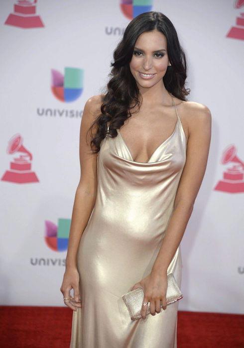 Genesis Rodriguez at 2015 Latin Grammy Awards in Las Vegas in November 2015