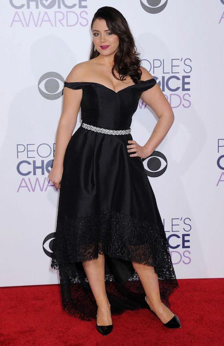 Kether Donohue at 2016 People's Choice Awards in Los Angeles