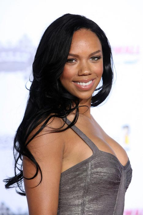 Kiely Williams at Rally for Kids with Cancer in May 2009