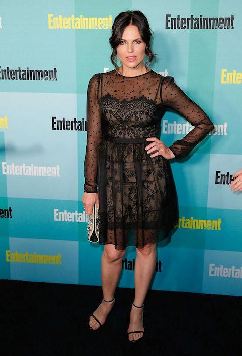 Lana Parrilla at Entertainment Weekly's Comic-Con 2015 Party