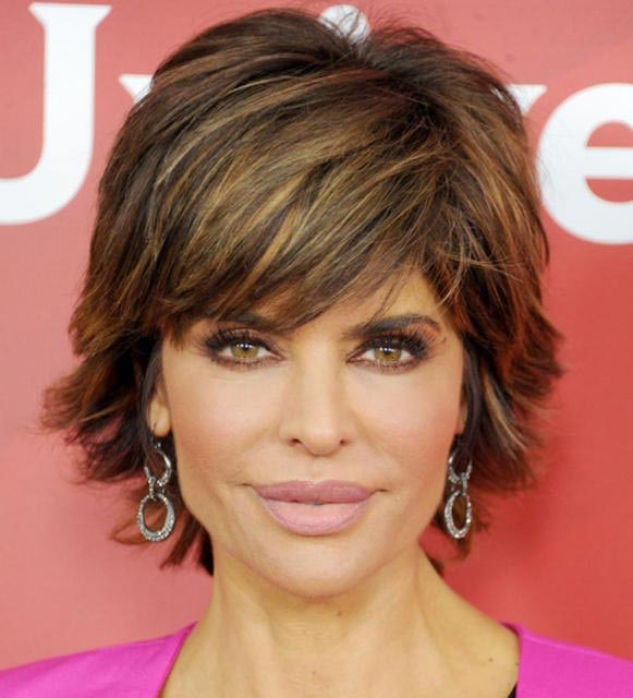 Lisa Rinna pout