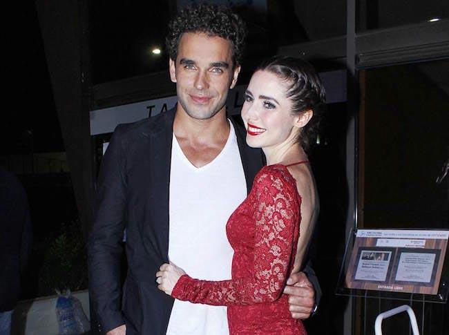 Marcus Ornelas and Ariadne Diaz