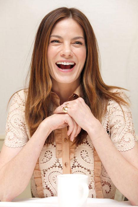 Michelle Monaghan at the Path Press Conference in Beverly Hills 2016