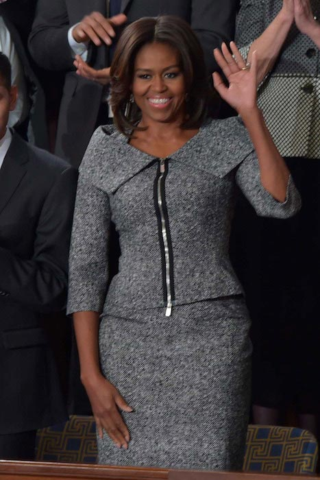 Michelle Obama height