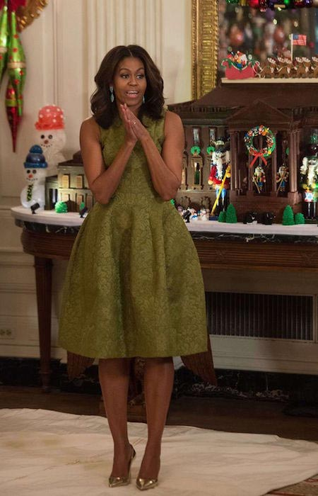 Michelle Obama weight