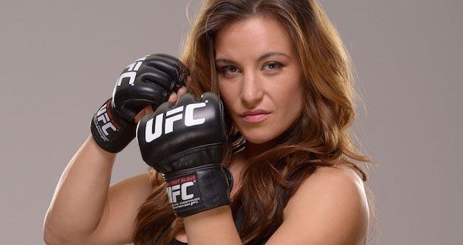 Miesha Tate, MMA Artist