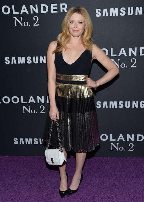 "Natasha Lyonne at ""Zoolander 2"" New York premiere in February 2016"