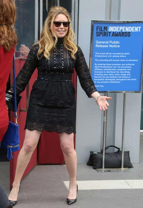 Natasha Lyonne at the 2016 Spirit Award Nominees Brunch