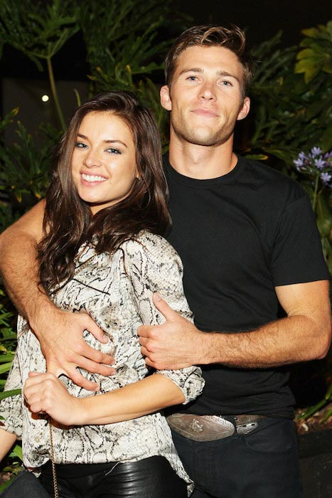 Scott Eastwood and Brittany Brousseau