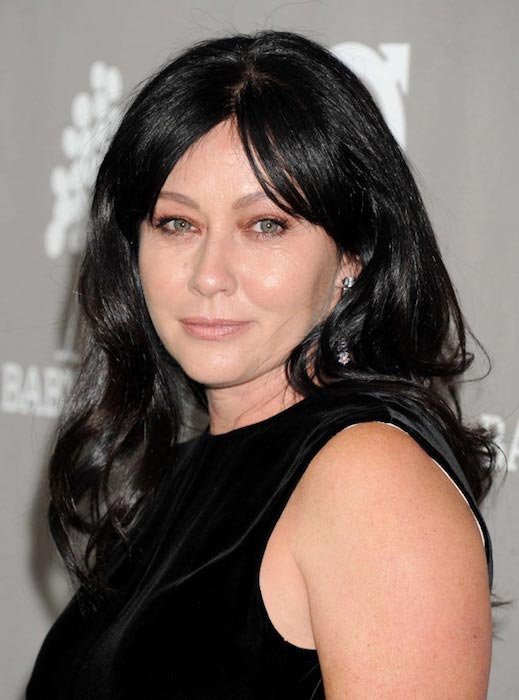 Shannen Doherty at 2015 Baby2Baby Gala