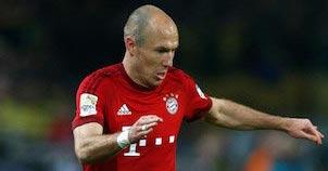 Arjen Robben - Featured Image