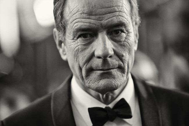 Bryan Cranston at the Screen Actors Guild Awards on January 30, 2016 in Los Angeles