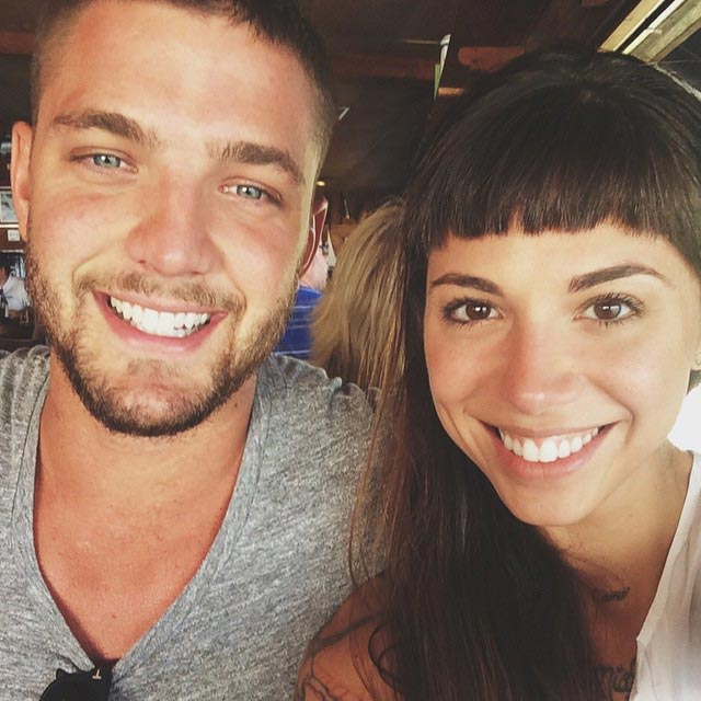 Christina Perri and Chandler Parsons
