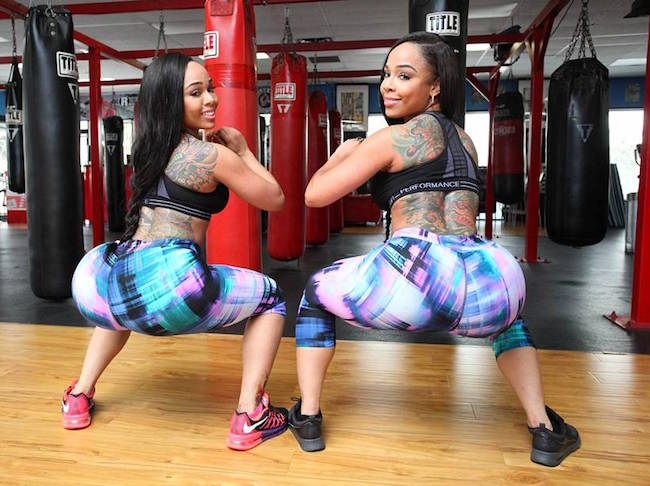 Double Dose Twins Workout Routine And Diet Plan Healthy