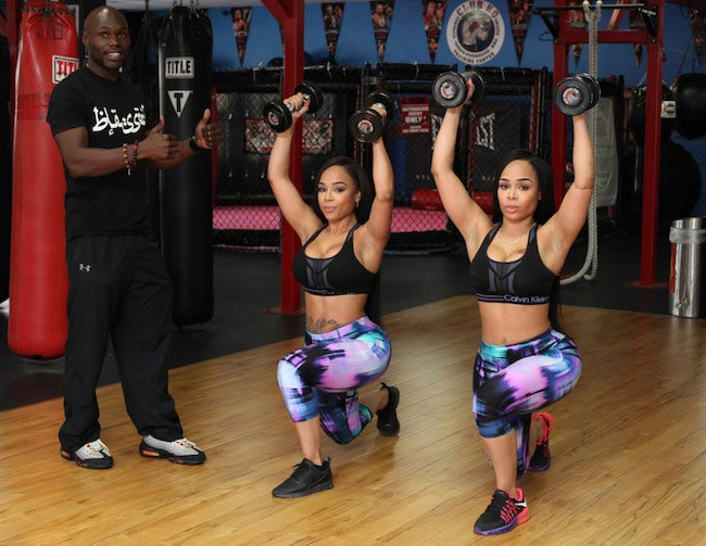 Double Dose Twins Workout Routine And Diet Plan - Healthy -8041