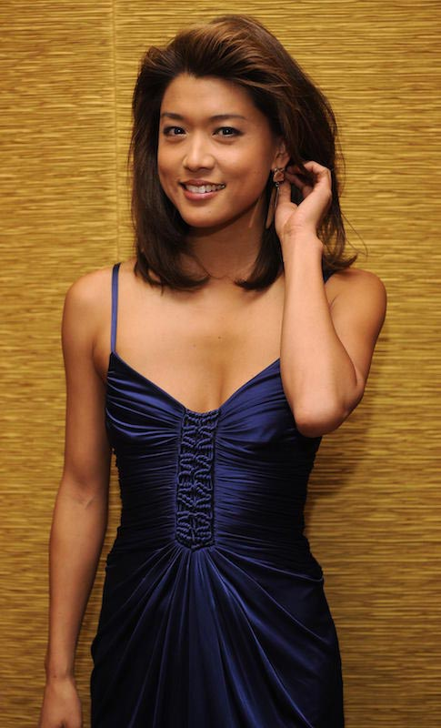 Grace Park at 25th Annual Television Critics Association Awards in 2009