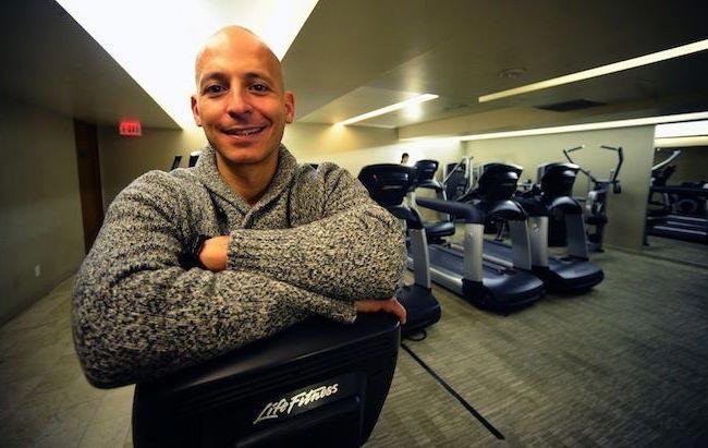 Harley Pasternak, celebrity trainer
