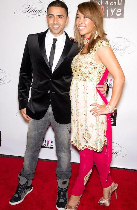 Jay Sean and Thara Prashad