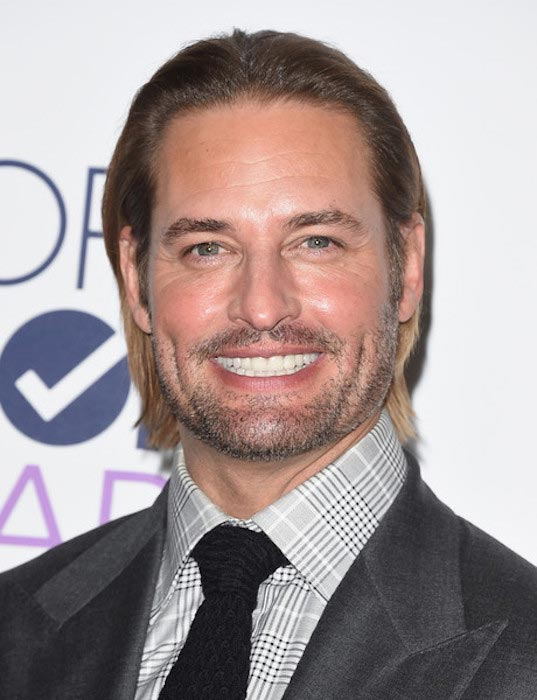 Josh Holloway at People's Choice Awards 2016