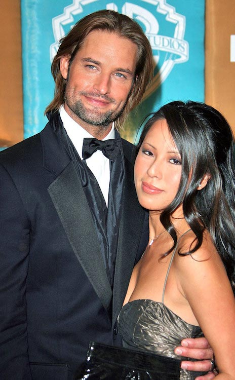 Josh Holloway and Yessica Kumala