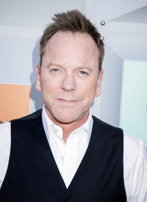 Kiefer Sutherland at 2016 ACM Awards