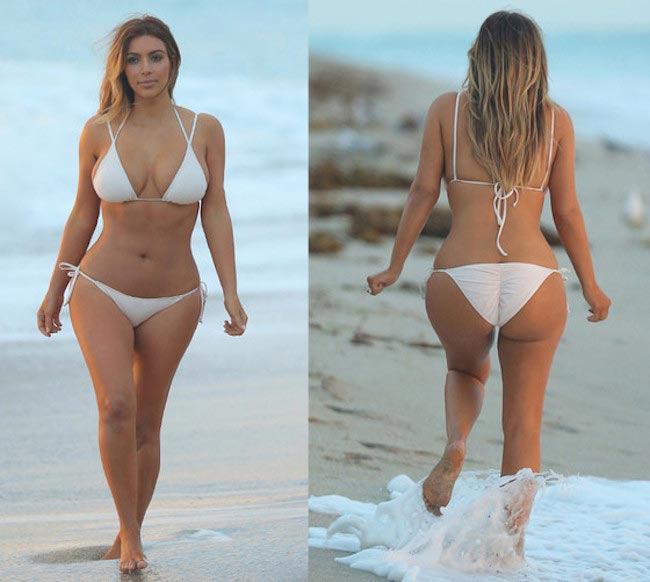 Kim Kardashian: Dr Philip Goglia has helped her achieve this body