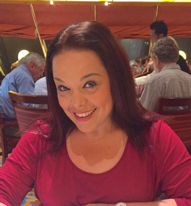 Lisa Riley as on February 23, 2016