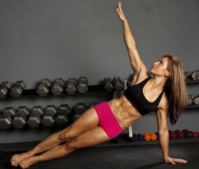 Miesha Tate, American Mixed Martial Artist