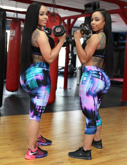 Double Dose Twins Workout Routine And Diet Plan - Healthy -7365