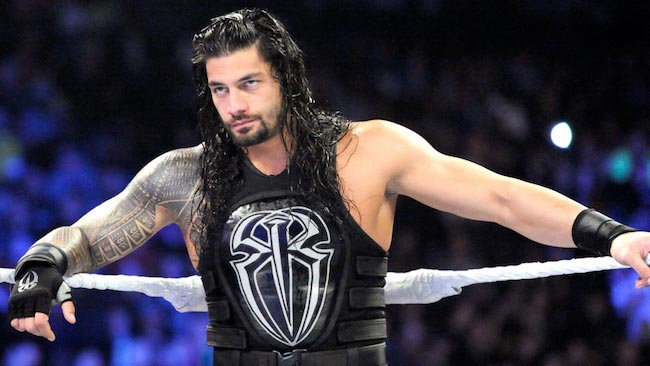 WWE Wrestler Roman Reigns Lifestyle and Workout - Healthy Celeb
