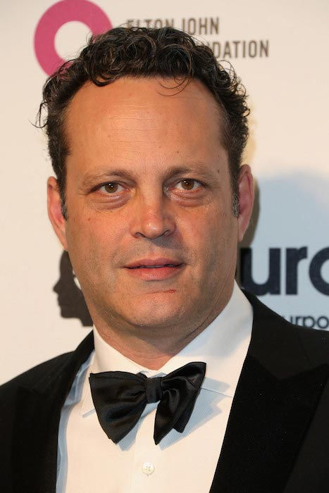 Vince Vaughn at the 24th Annual Elton John AIDS Foundation's Party on February 28, 2016