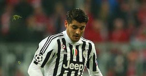 Alvaro Morata - Featured Image