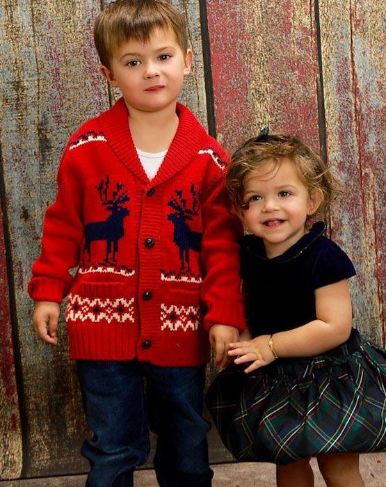 Alyssa Milano's kids