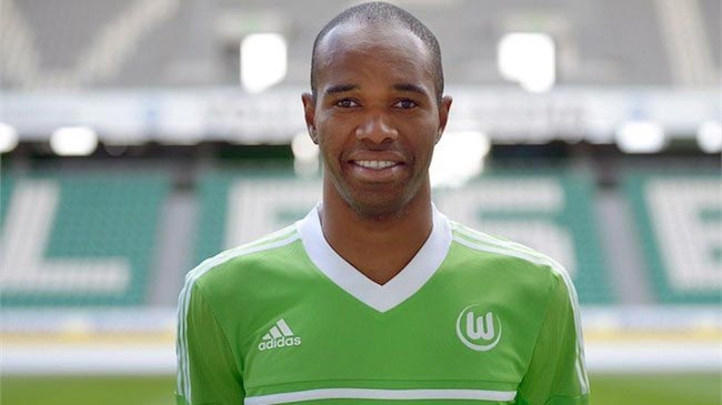 Naldo as a player of Werder Bremen