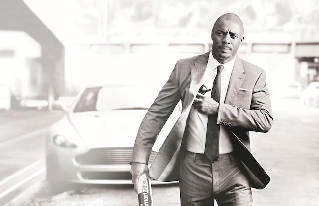 Idris Elba looks dapper
