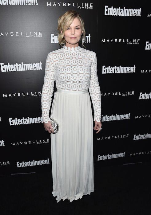 Jennifer Morrison during 2016 Entertainment Weekly Party for SAG Award Nominees in Los Angeles