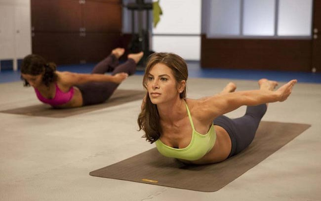 Jillian Michaels workout