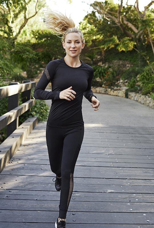 Kate Hudson running